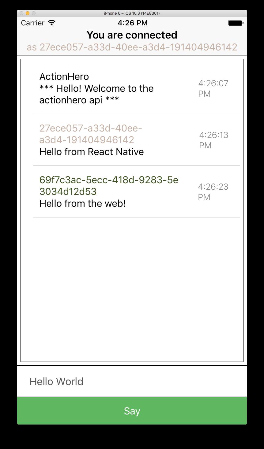 GitHub - actionhero/actionhero-react-native-example: An