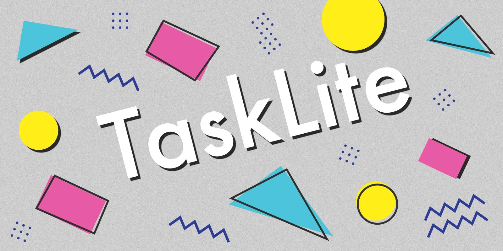 Banner of TaskLite