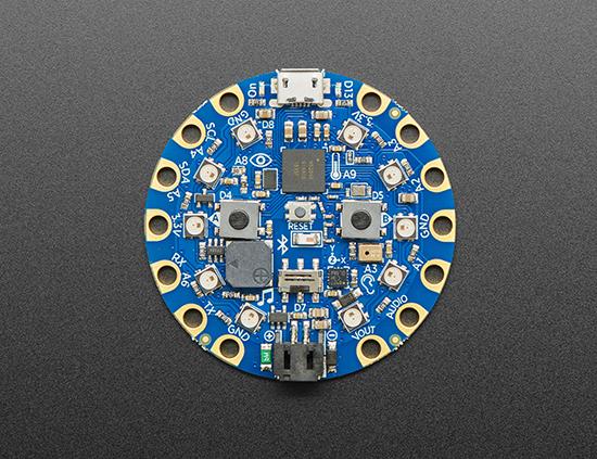 Circuit Playground Bluefruit