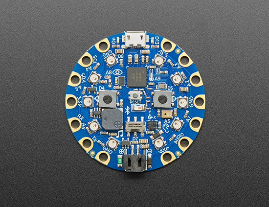 Circuit Playground Bluefruit