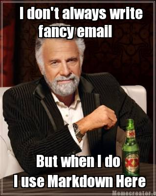 Dos Equis man says