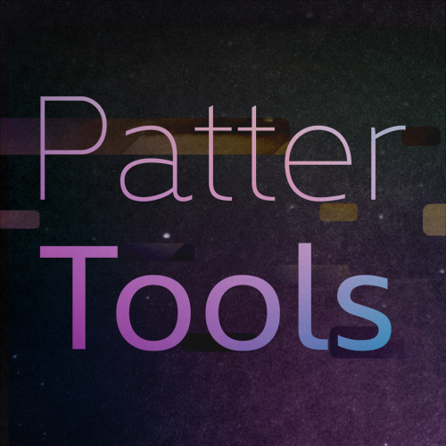 Patter Tools