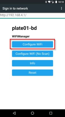WiFi Config 1