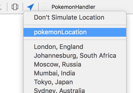 change_location_xcode