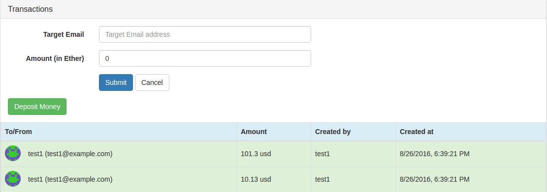 Ethereum Wallet (Final year major project Feb - Apr, 2021) - <a href=