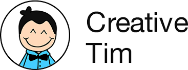 Creative Tim Admin Dashboards Provider - Company Logo.