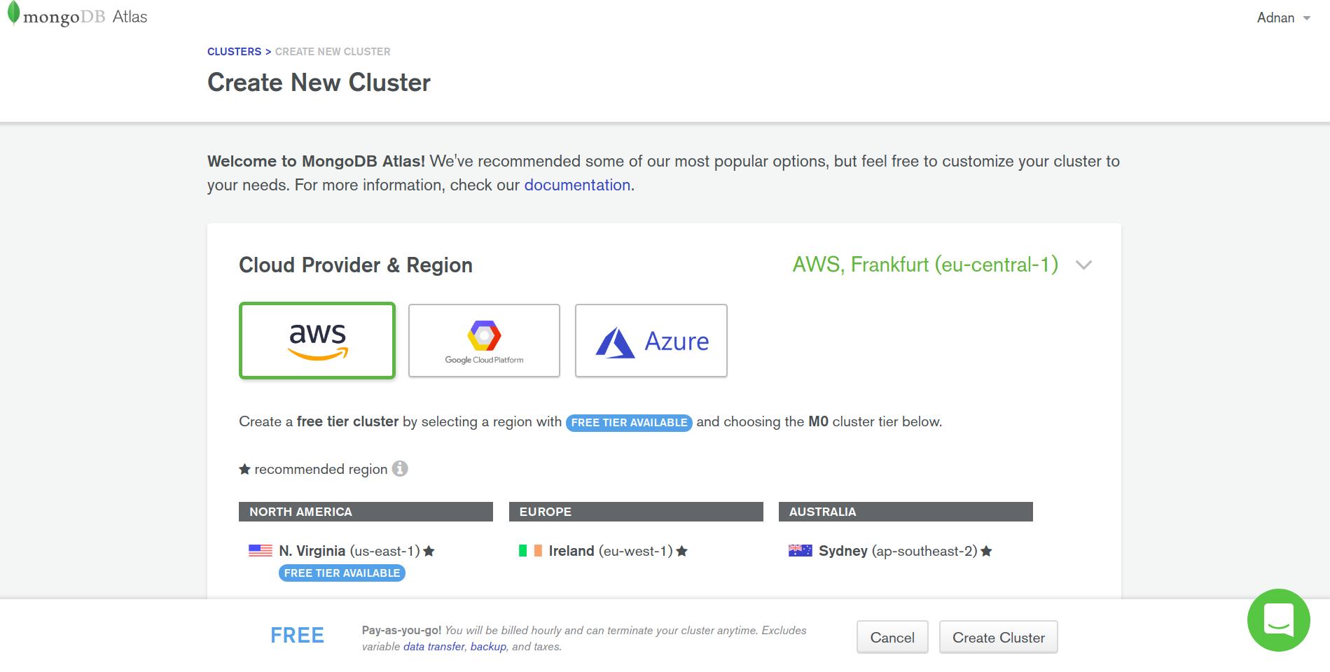 A Crash Course on Serverless APIs with Express and MongoDB - DZone Cloud