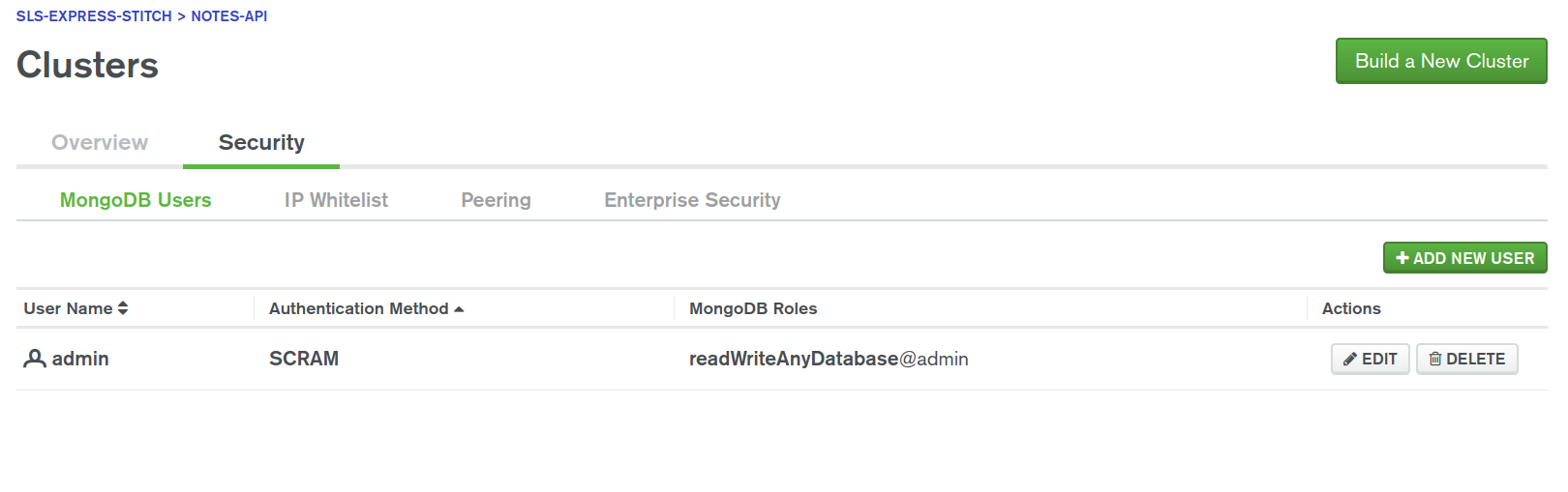 A Crash Course on Serverless APIs with Express and MongoDB - DZone Cloud