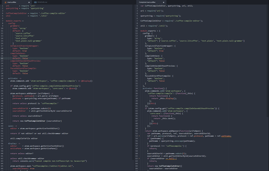 Atom Packages Directory