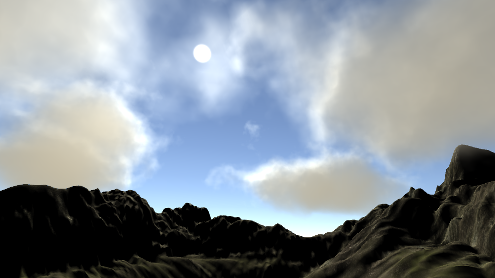 First-Person Demo