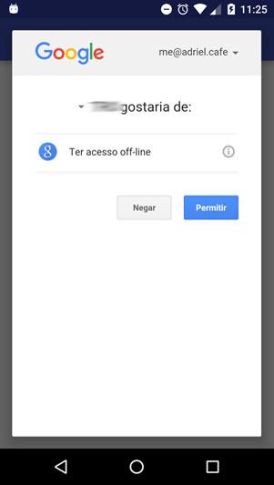 Google Consent