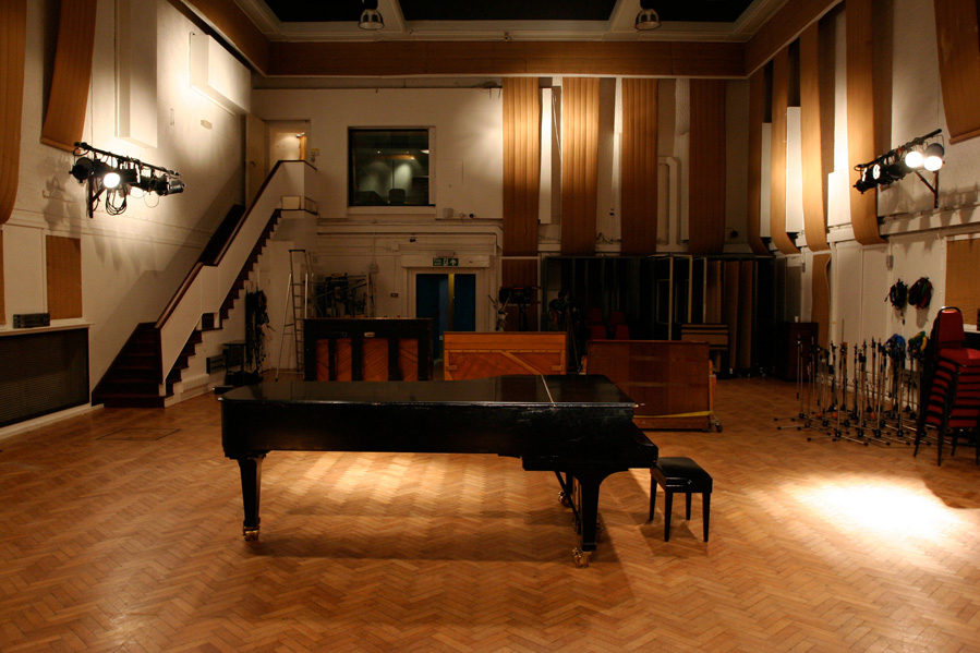 Studio Two at Abbey Road