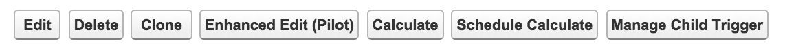 New Calc Screen Button