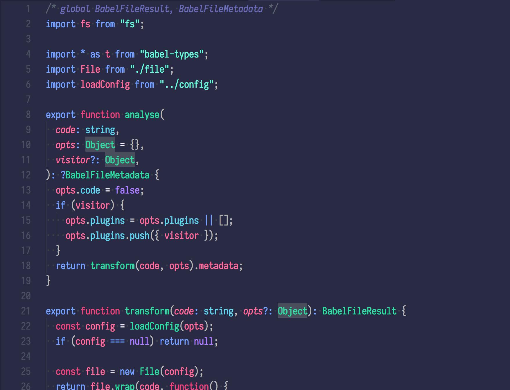 Language: Javascript