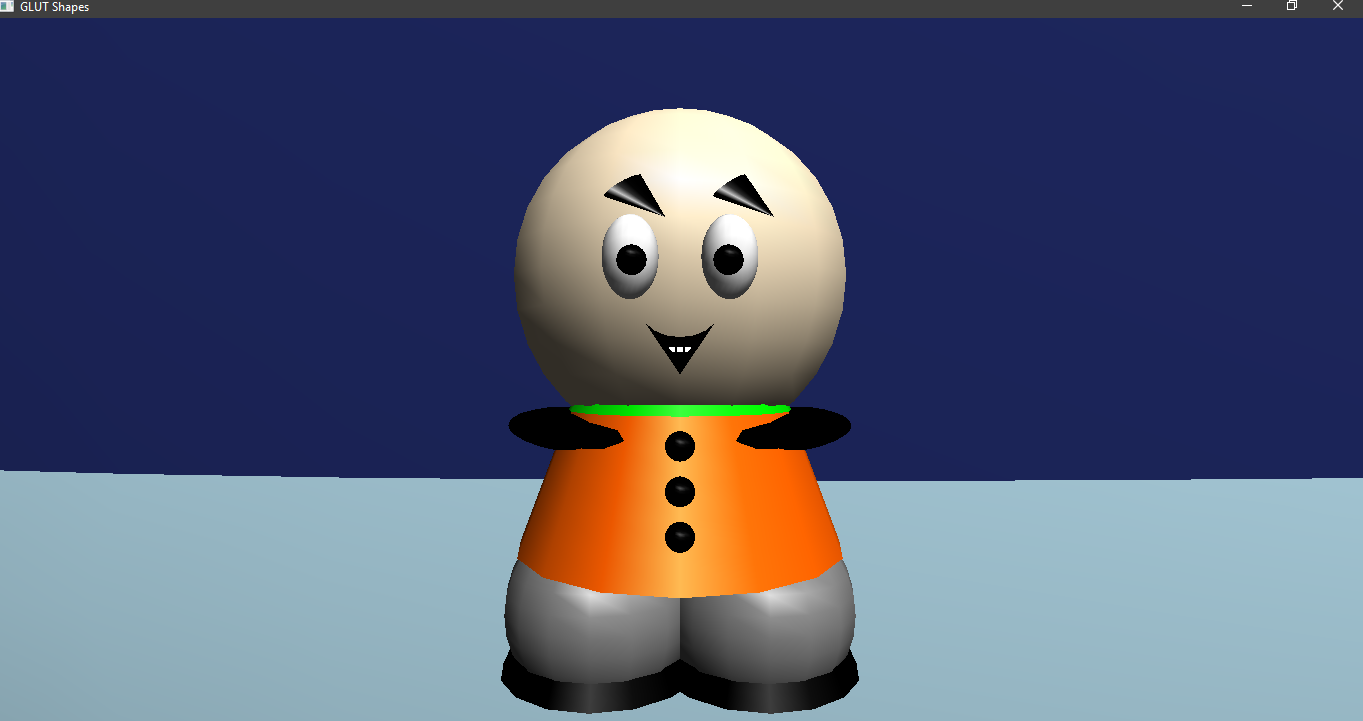 GitHub - ahmedragabshaban/opengl-doll-project: opengl doll