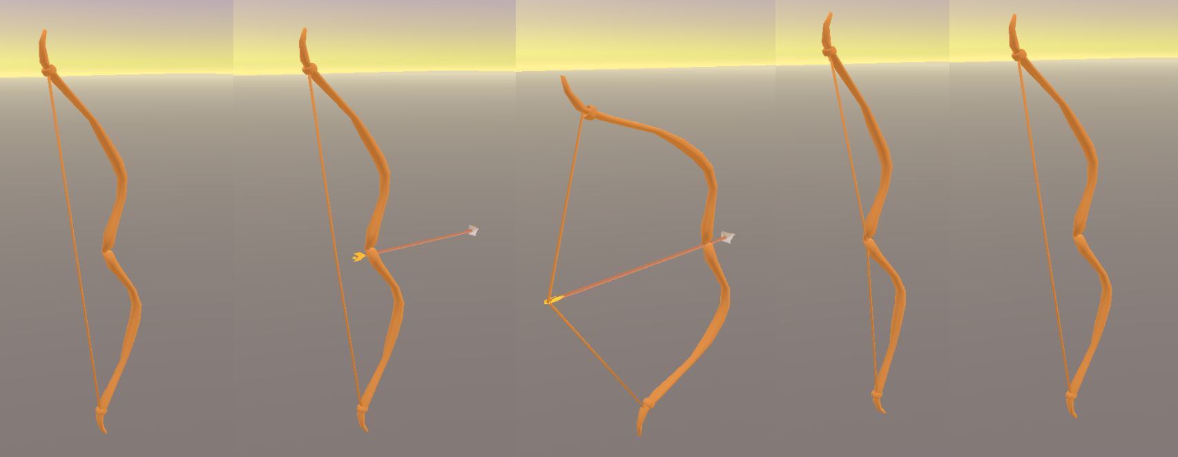 Standardize Bows