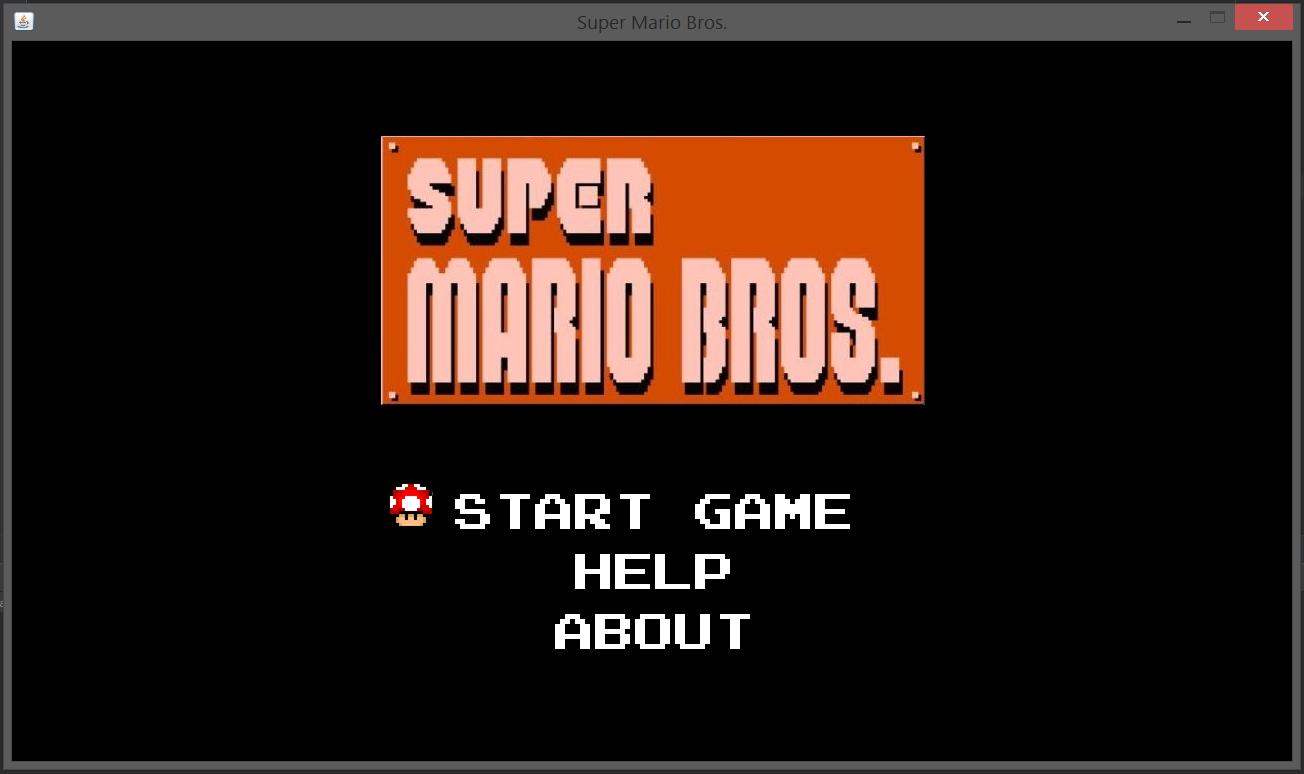 GitHub - ahmetcandiroglu/Super-Mario-Bros: Classic Super