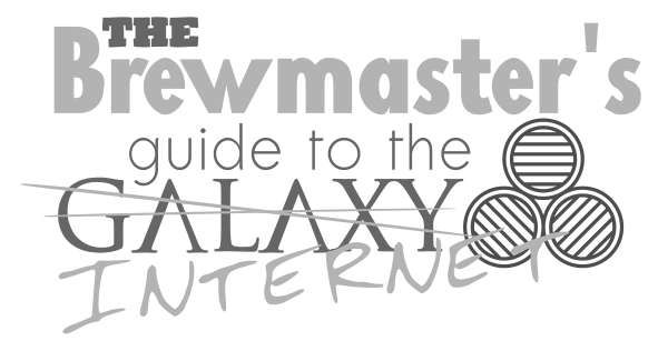 The Brewmaster's Guide to the Internet logo