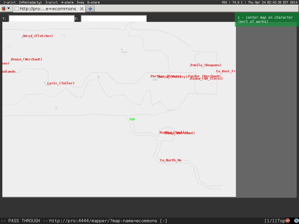 New map desktop app coming soon (as long as it's still