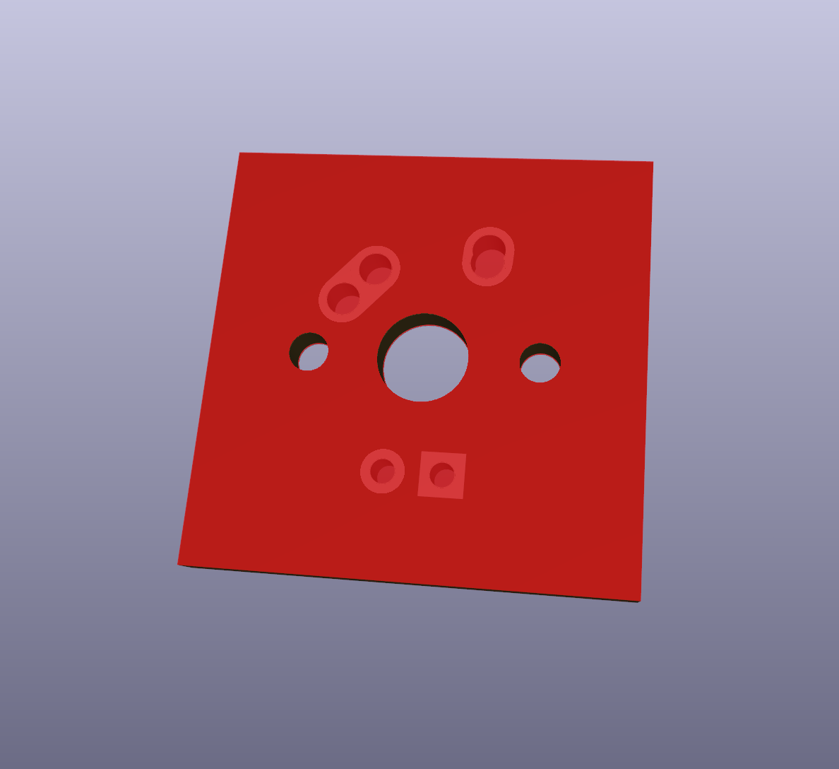 Top render Image