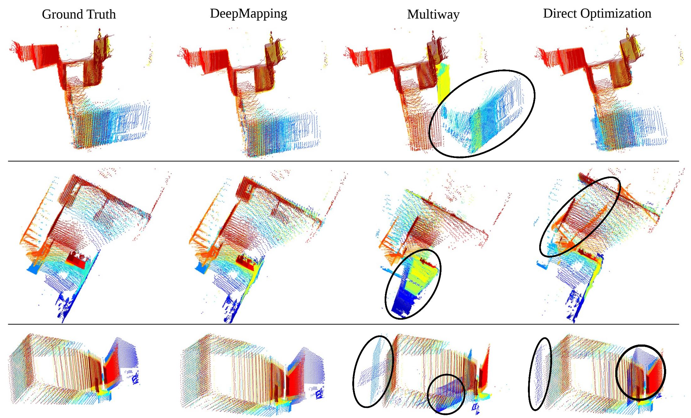 3D Mapping Results 1