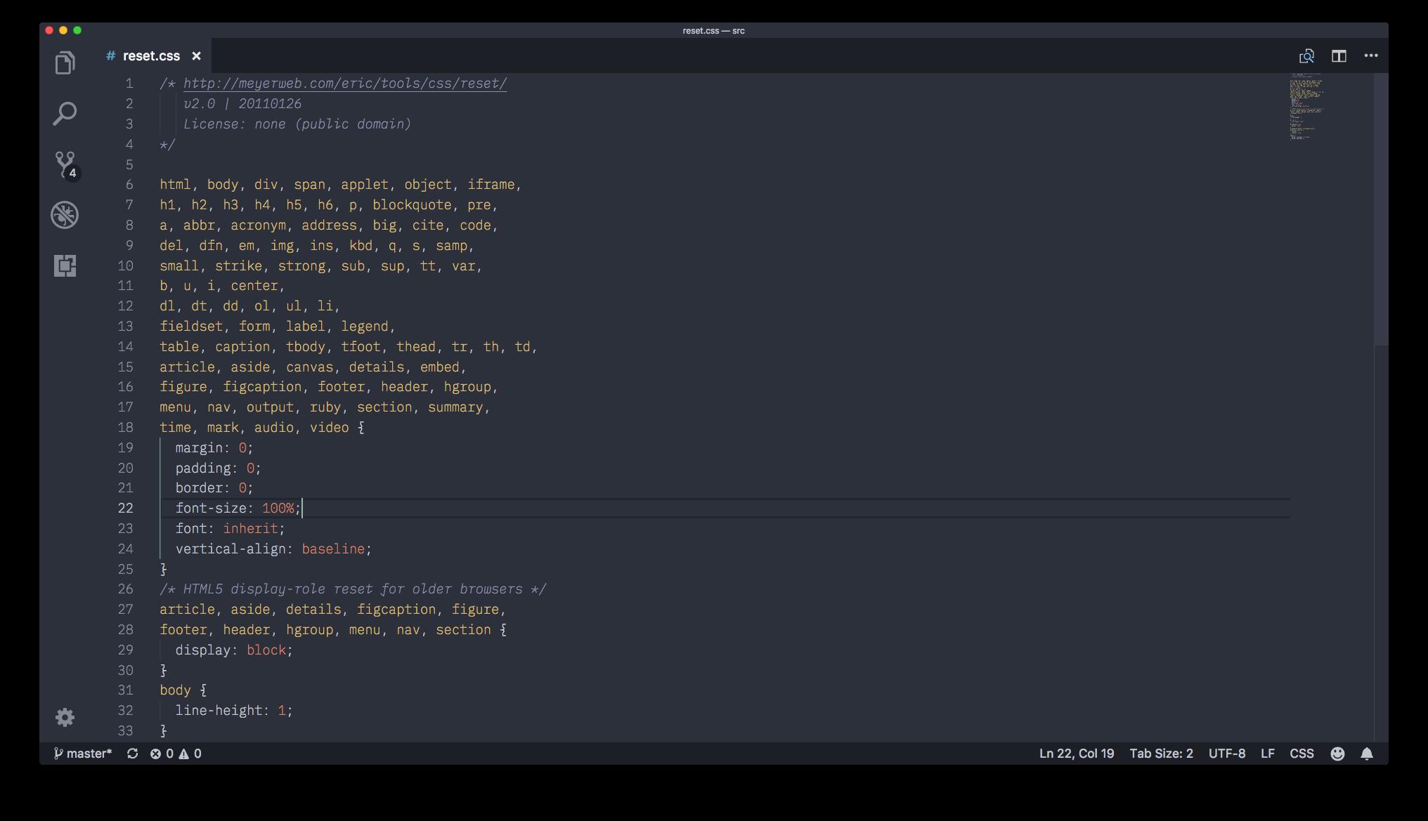 CSS demo