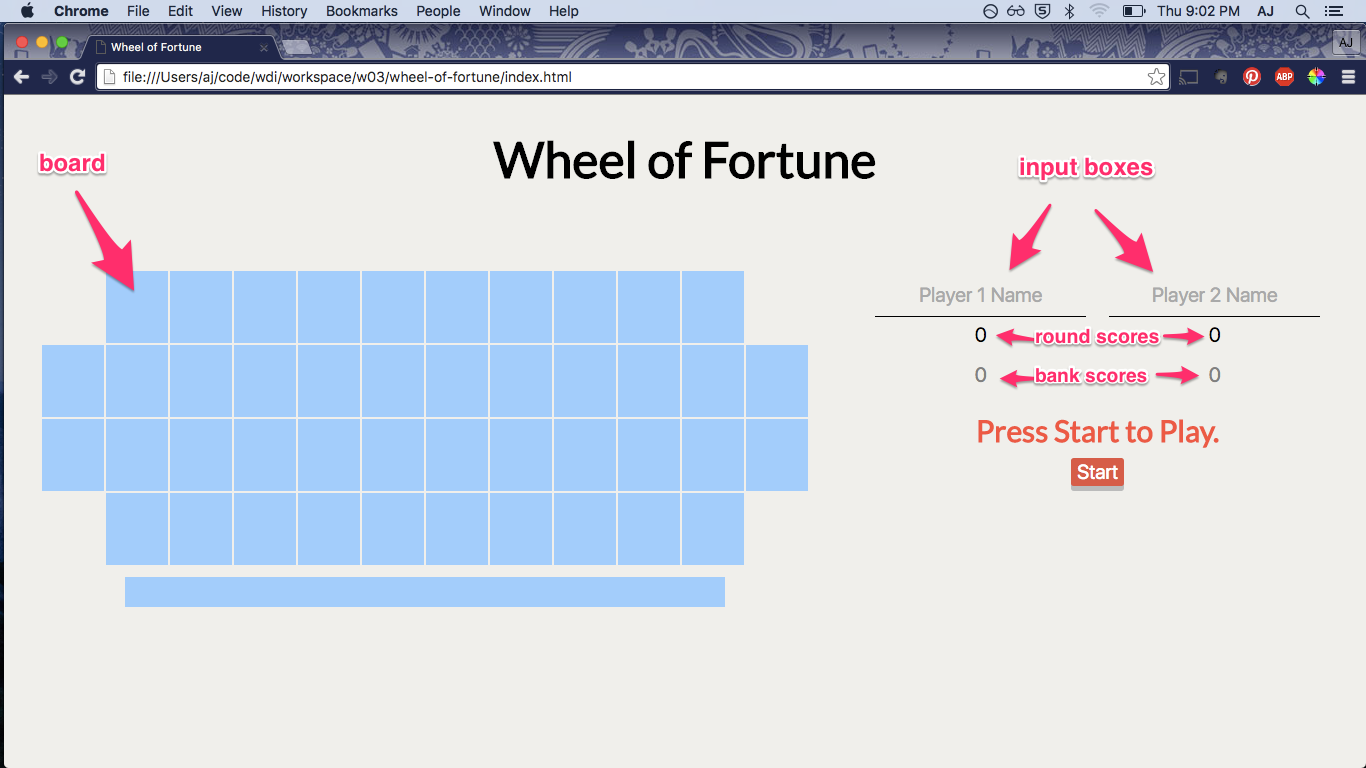 Github Ajalmaguer Wheel Of Fortune