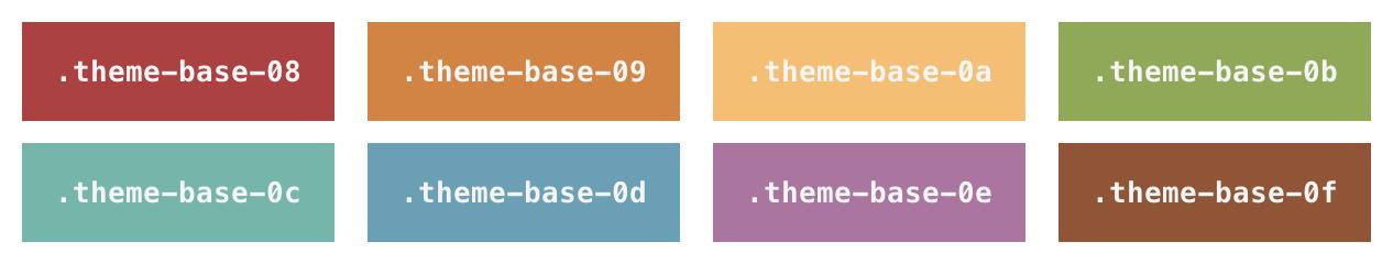 Hyde-M theme classes