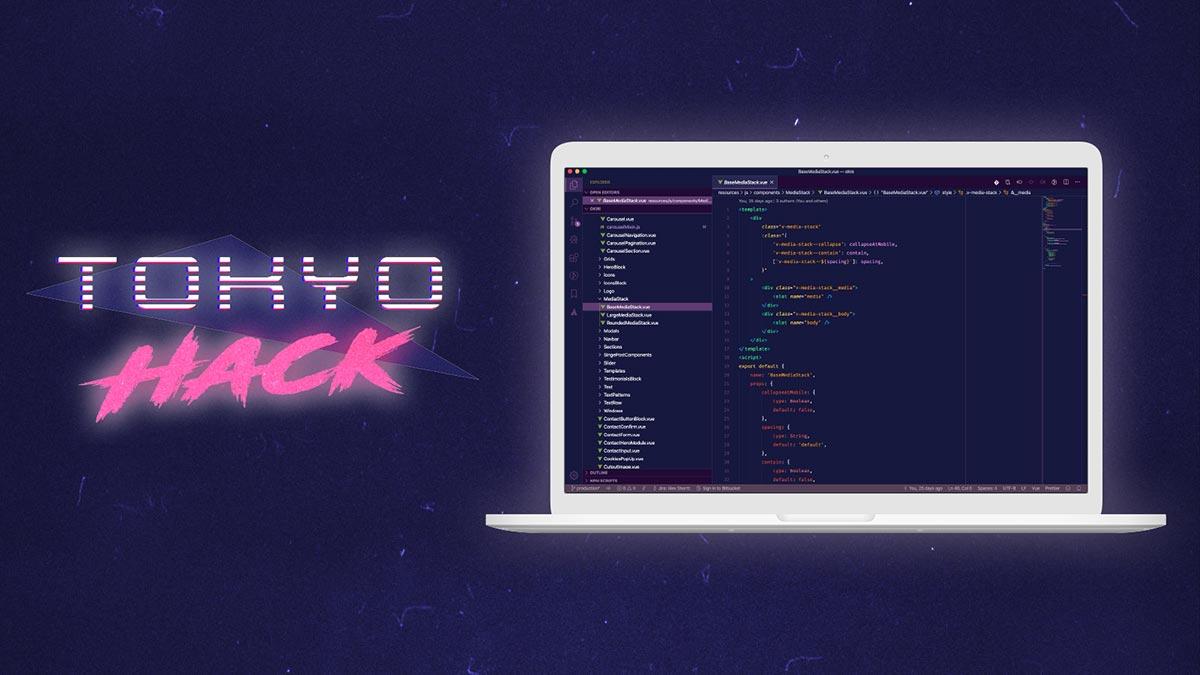 Tokyo Hack logo