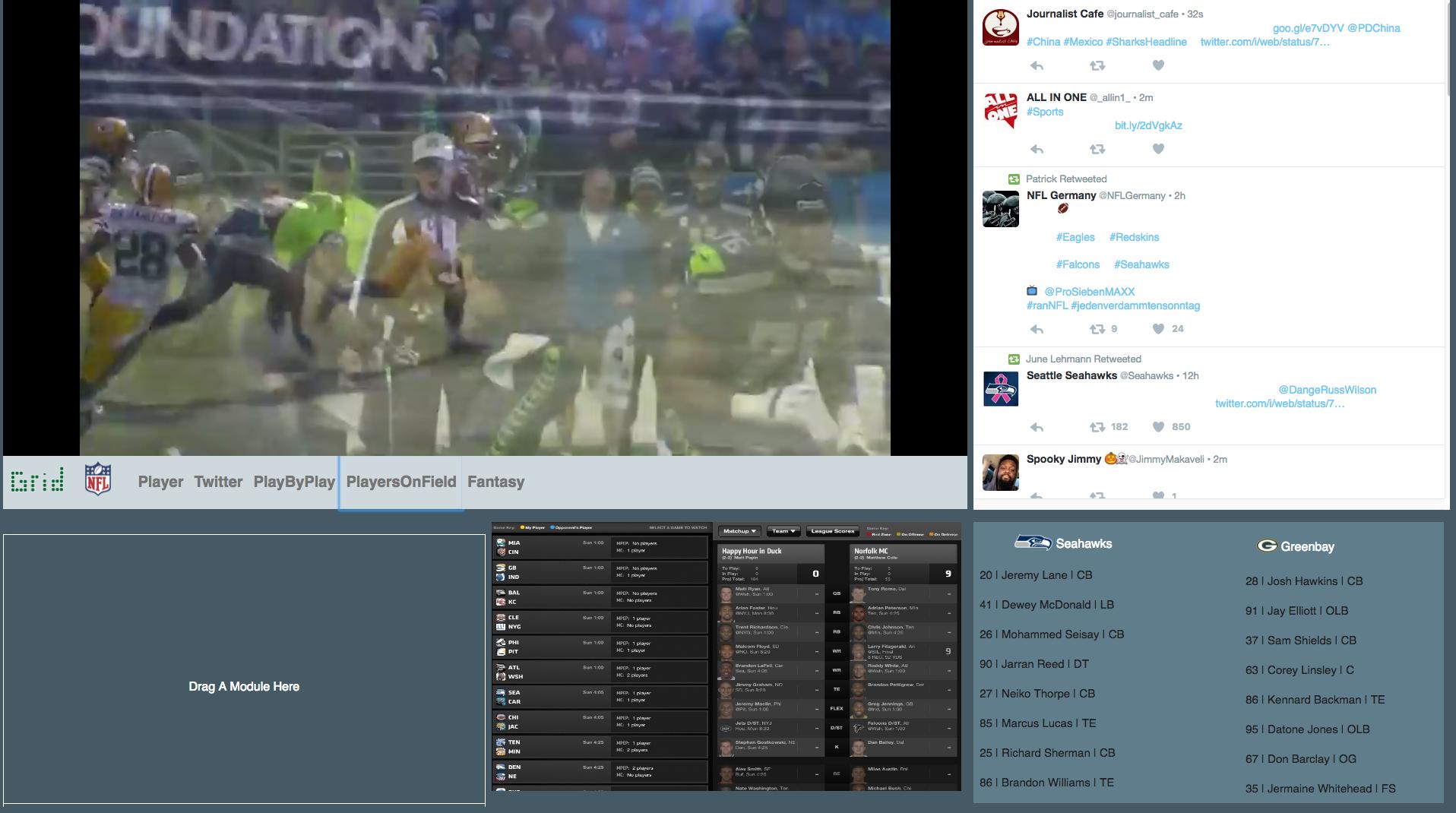 sample screen shot