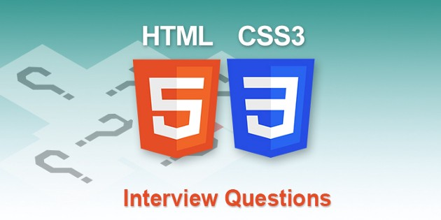 html css questions