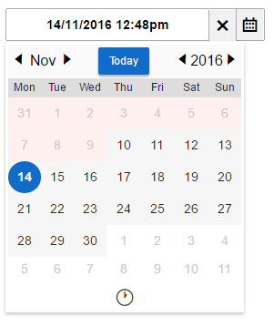 angular2-datepicker - npm
