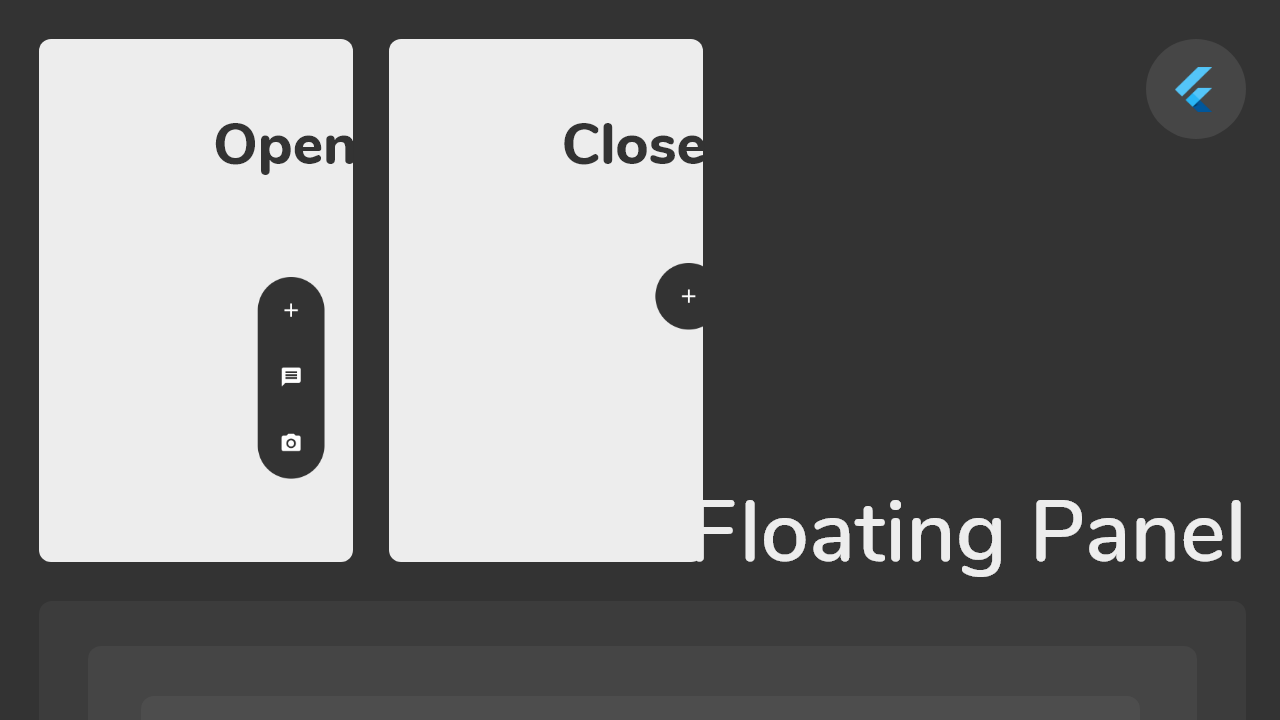 alt Floating Panel