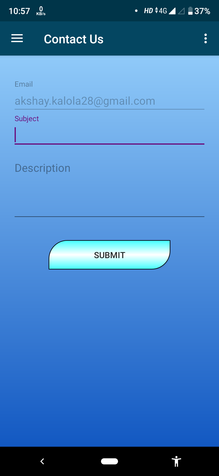 Projet Système de facturation de l'électricité en ligne Android avec code source