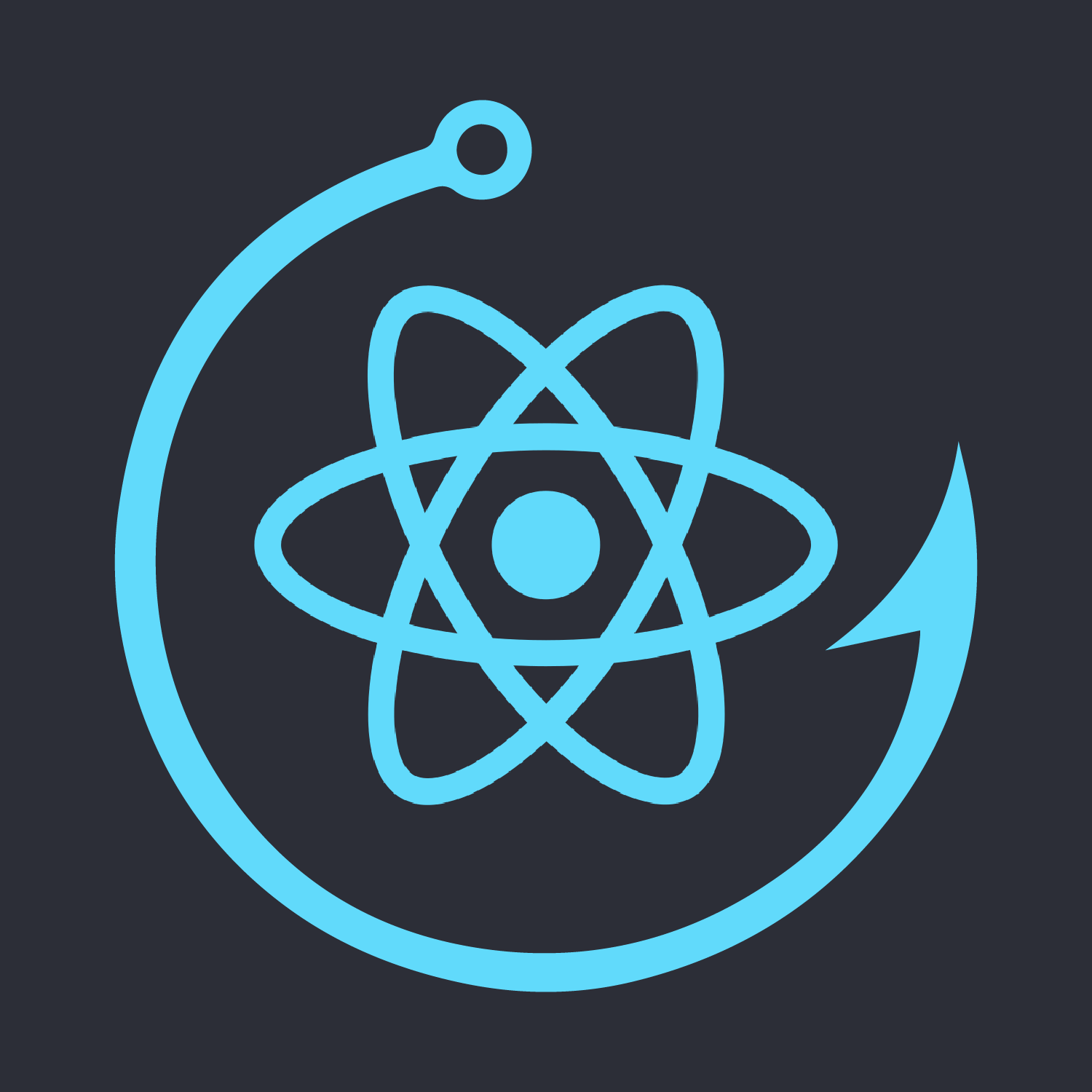 React Hooks Snippets icon
