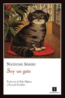 Soy un Gato - Soseki Natsume