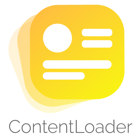 ContentLoader  Logo