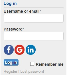 80f7b88e0a9 I have written a plugin example for login or register using Linkedin ...