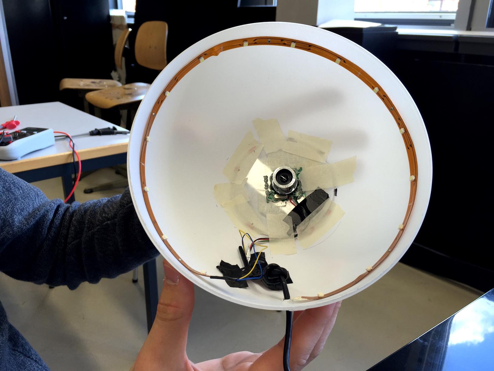 Controller inside