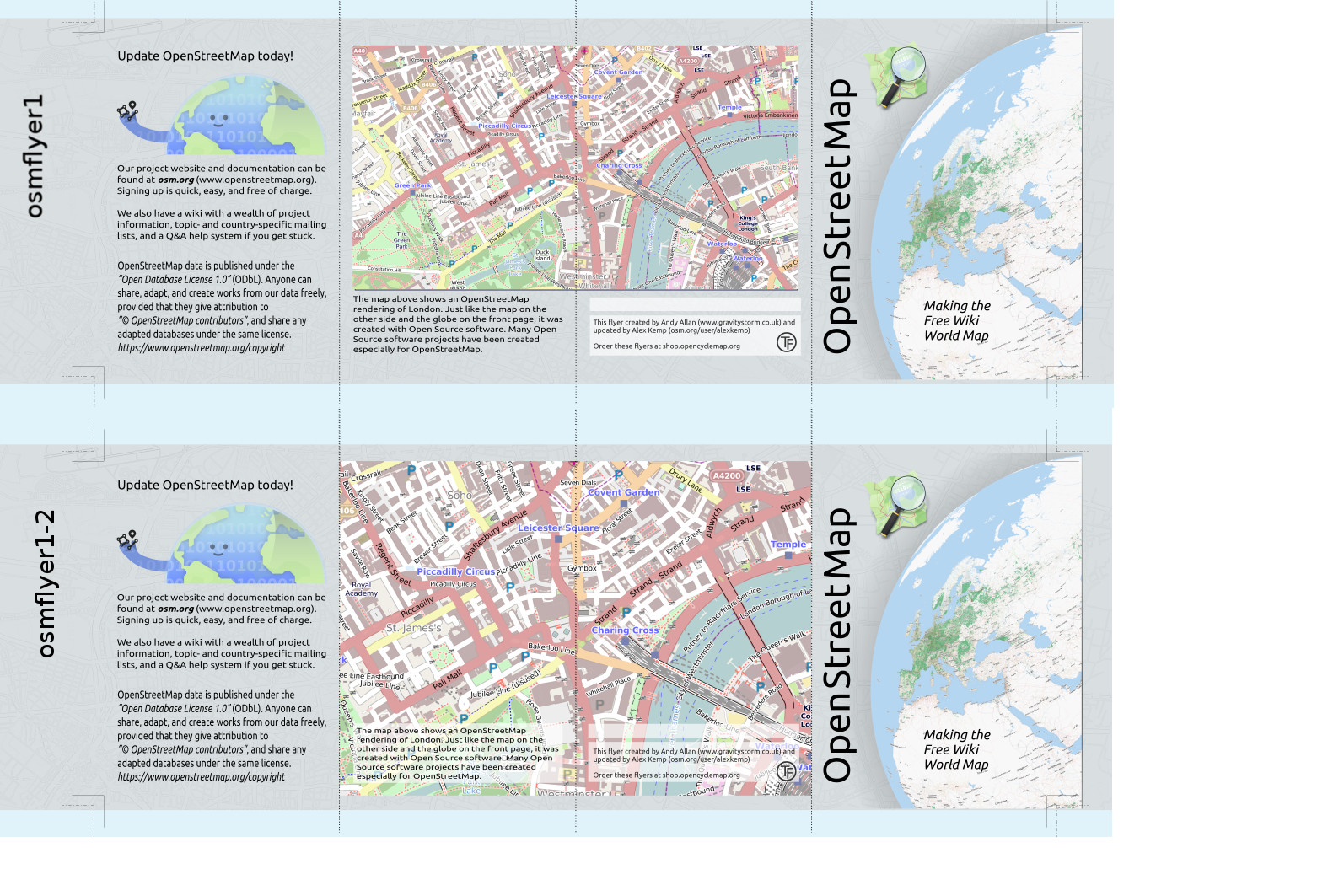 OSM leaflet preview