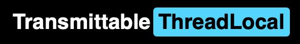 📌 TransmittableThreadLocal(TTL) 📌