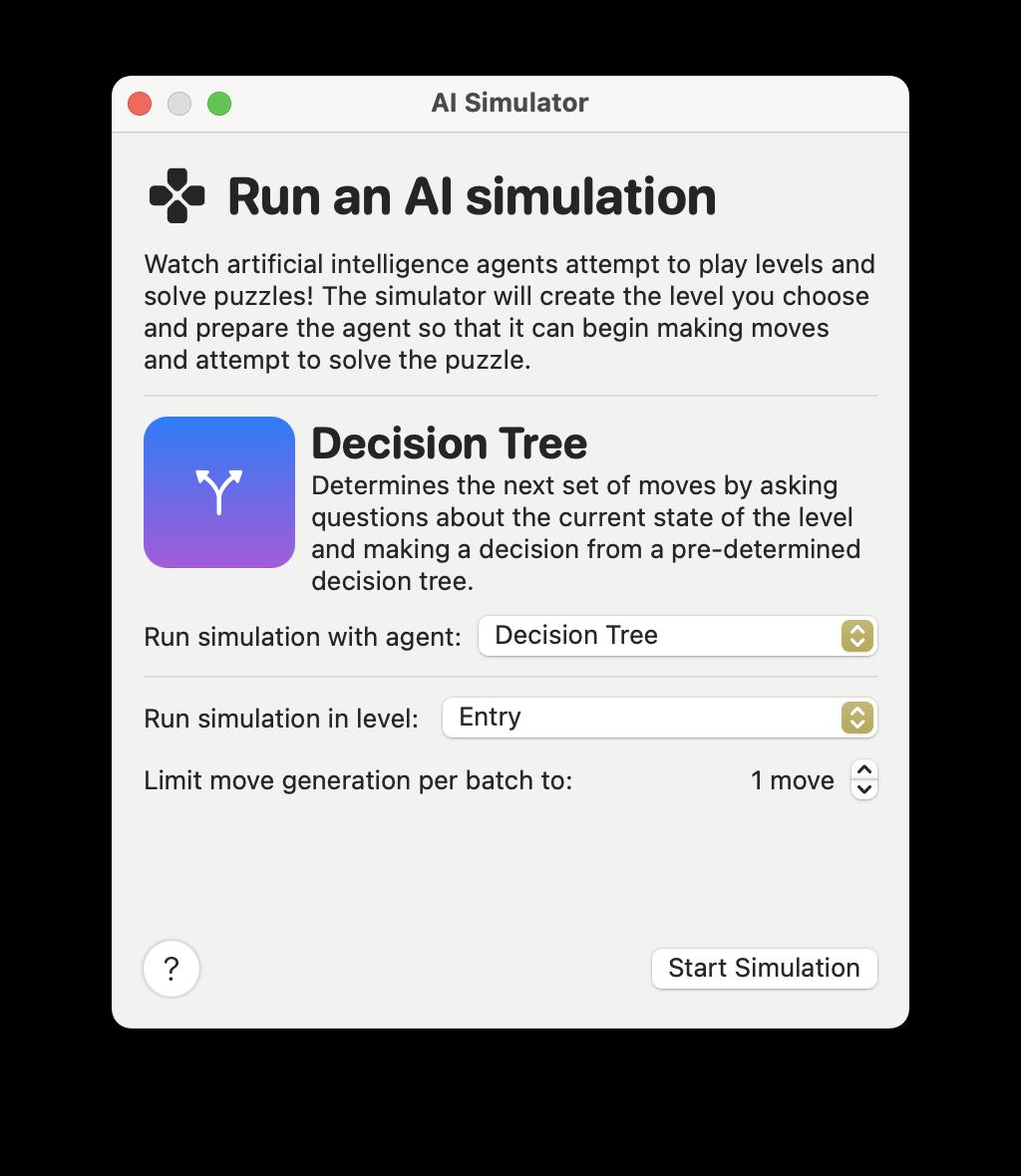 AI Simulator Tool
