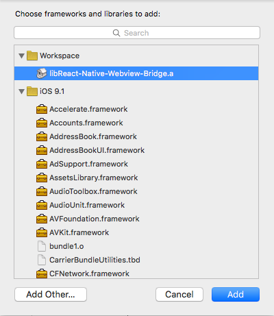 react-native-webview-bridge - npm