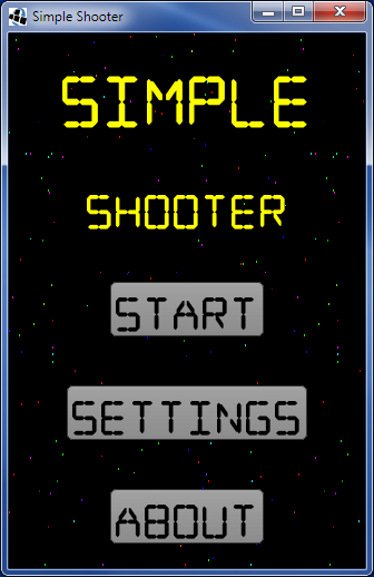 Simple Shooter