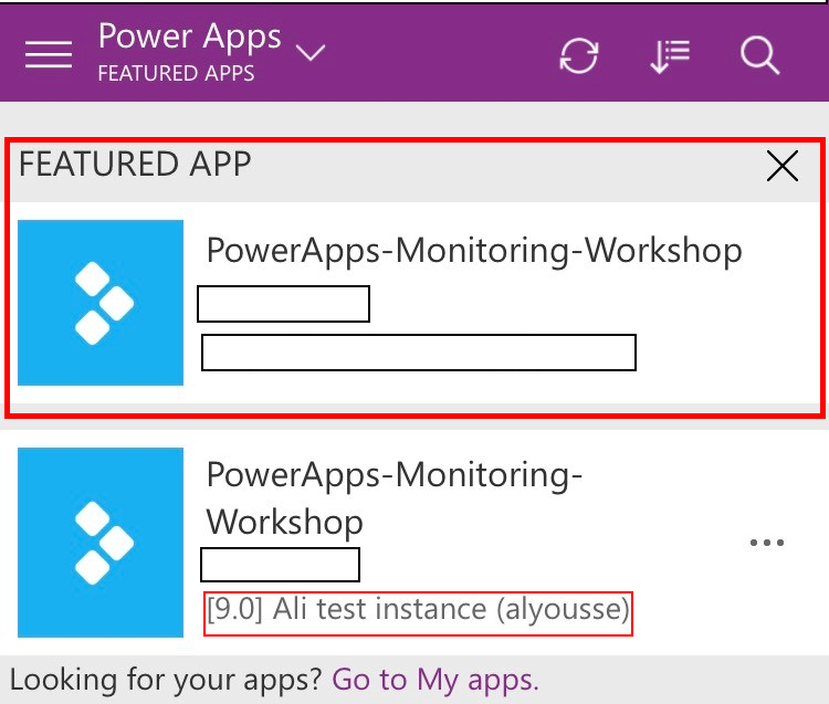 PowerApps.HeroApp Monitoring the Power Platform: Canvas Driven Apps   Auditing and Activity Logs Part 1