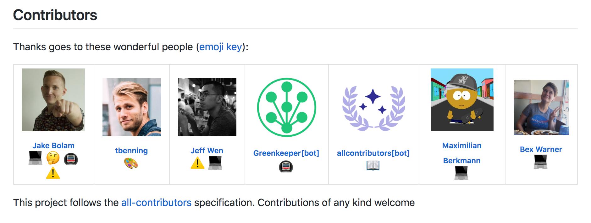 all-contributors