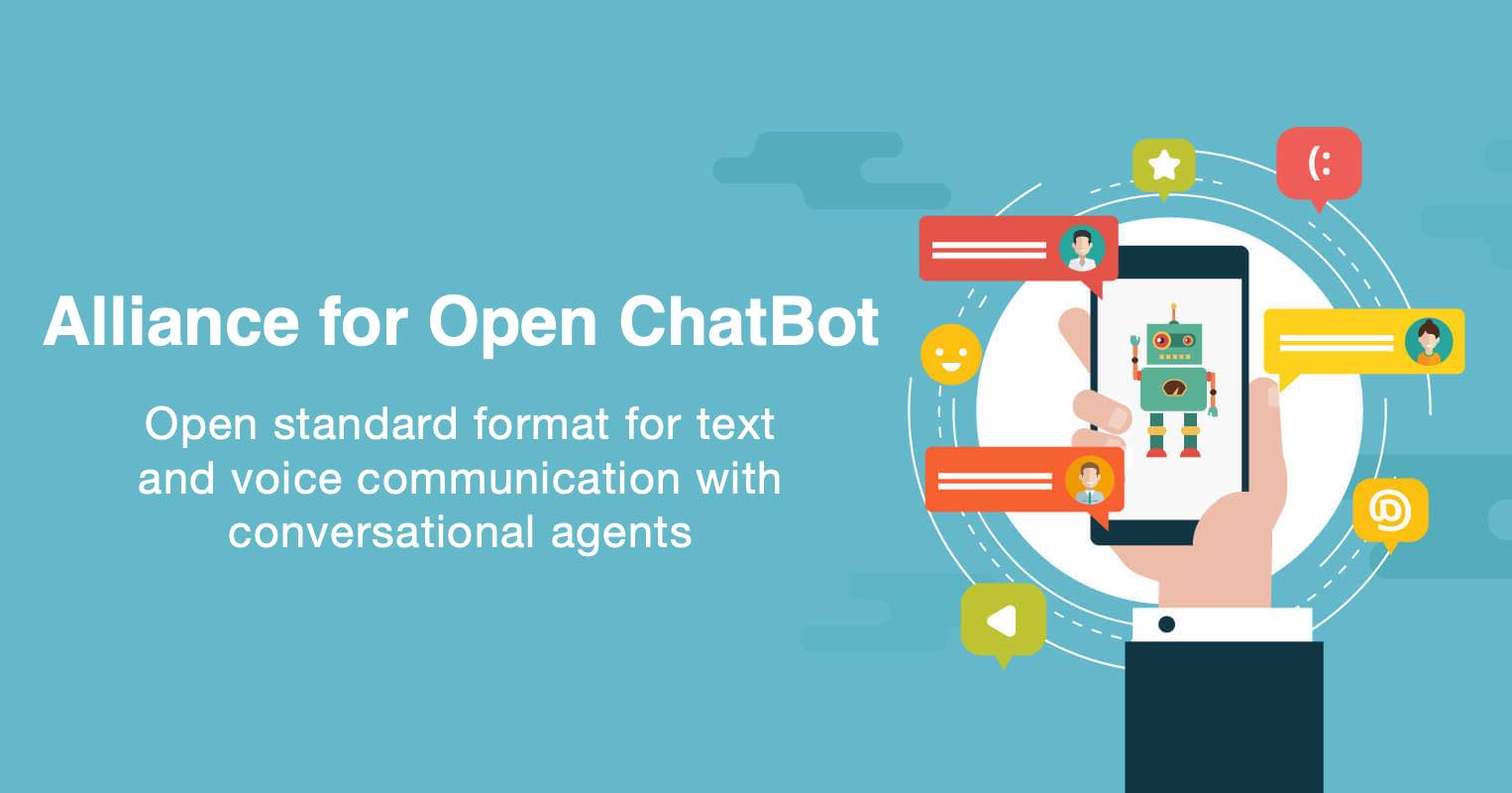 Alliance for Open ChatBot header