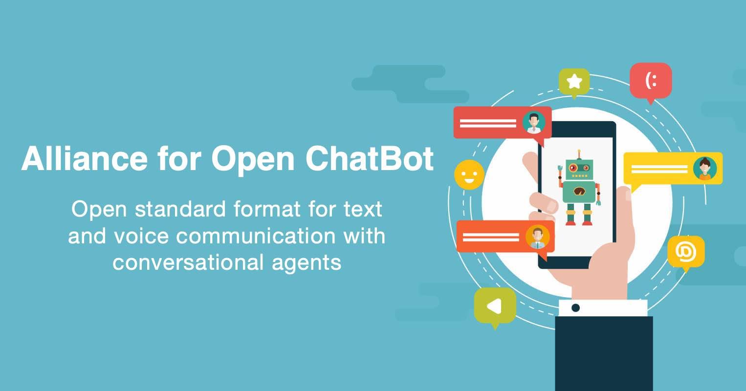 Alliance for Open ChatBot header
