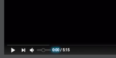 Youtube Controls Highlighting