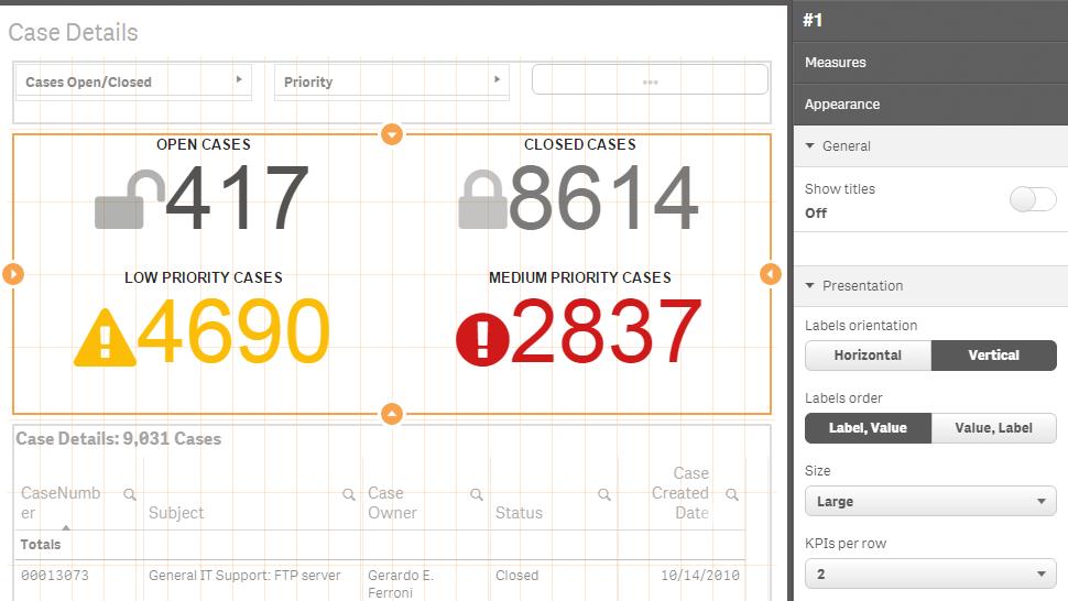 GitHub - alner/qsSimpleKPI: Simple KPI component for Qlik Sense